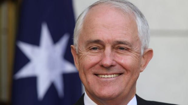 Malcolm Turnbull on same sex marriage