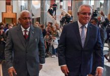 Scott Morrison reaches Fiji, kava pilot program